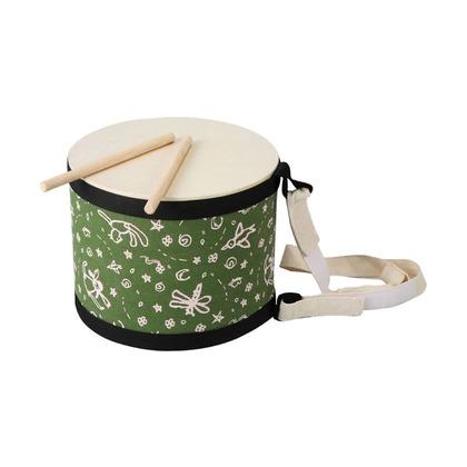 Барабан зеленый