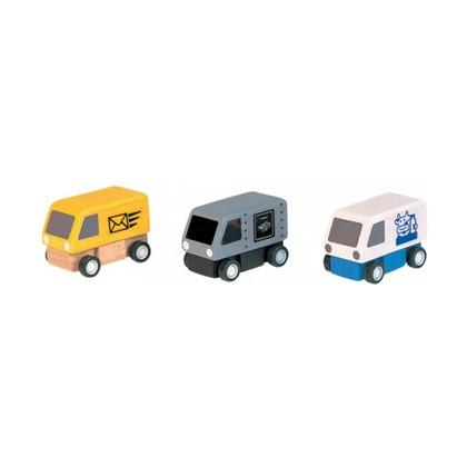 Набор фургонов