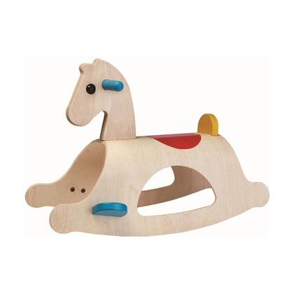 Лошадка-качалка Паломино