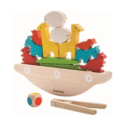 Игра-балансир Лодка