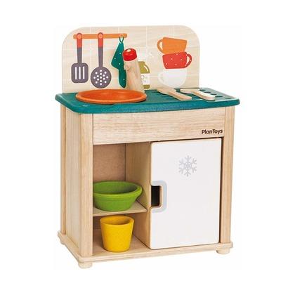 Игровой набор Кухня с холодильником